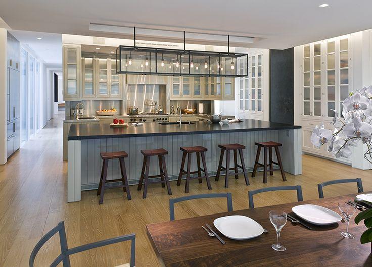Casa 44 PL por Joeb Moore + Partners Architects