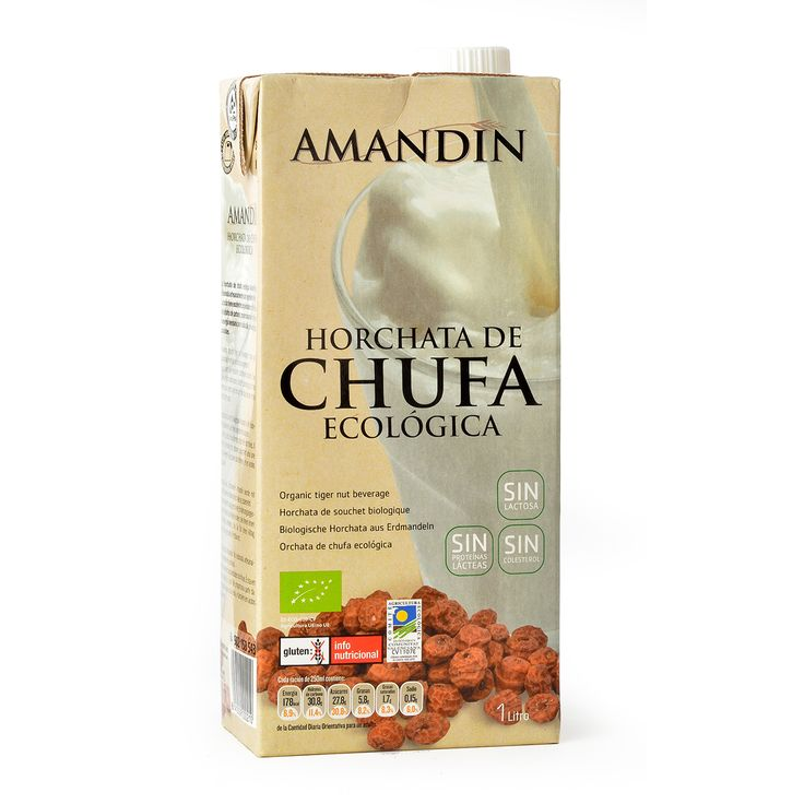 Horchata de chufa UHT - Loveat  http://www.loveat.es/tipo_tienda/all-products/