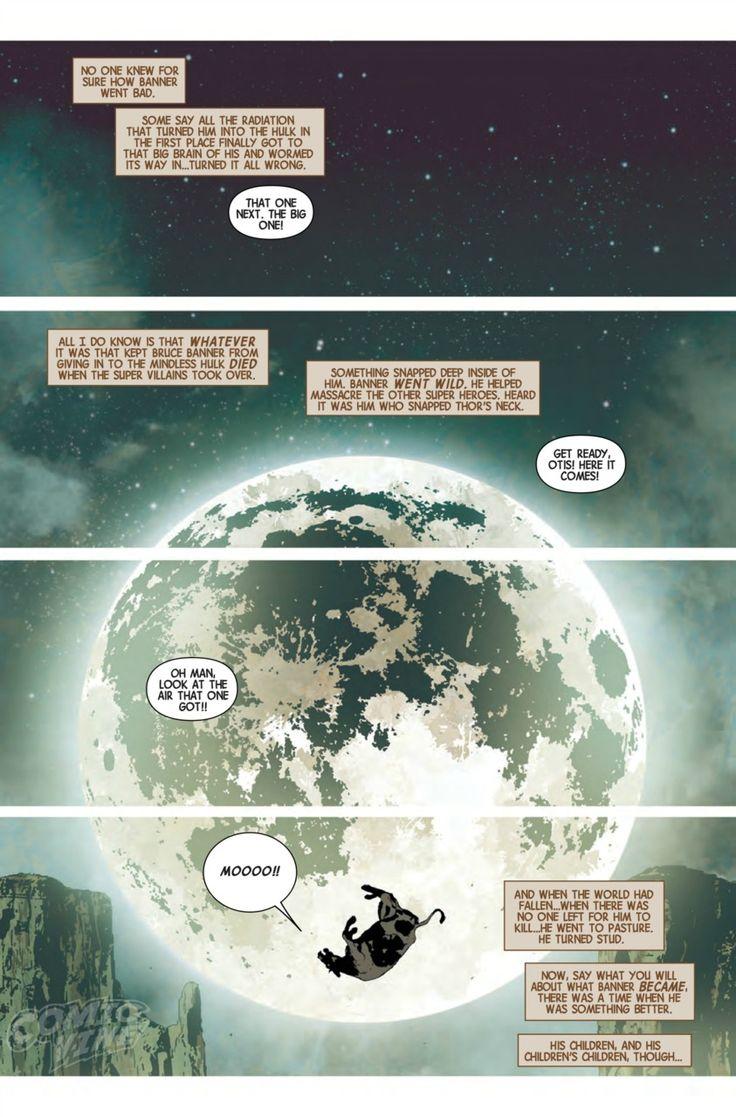 Exclusive Preview: OLD MAN LOGAN #2 - Comic Vine