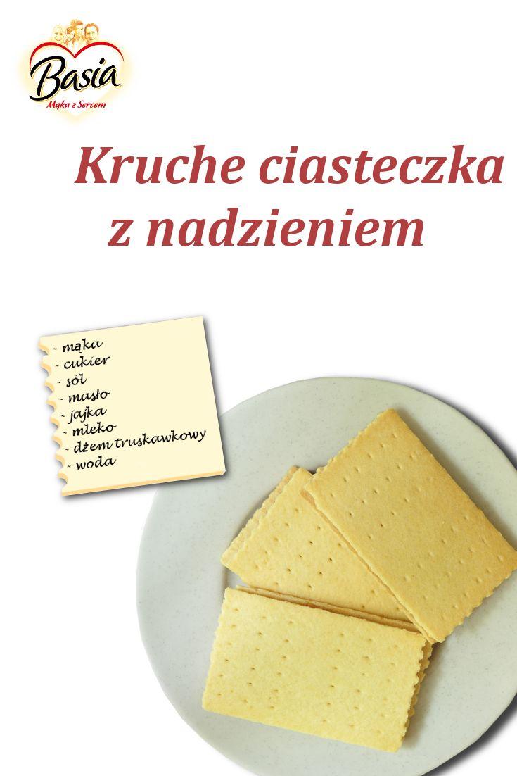 Kruche ciasteczka z nadzieniem: http://on.fb.me/1nAqKWT