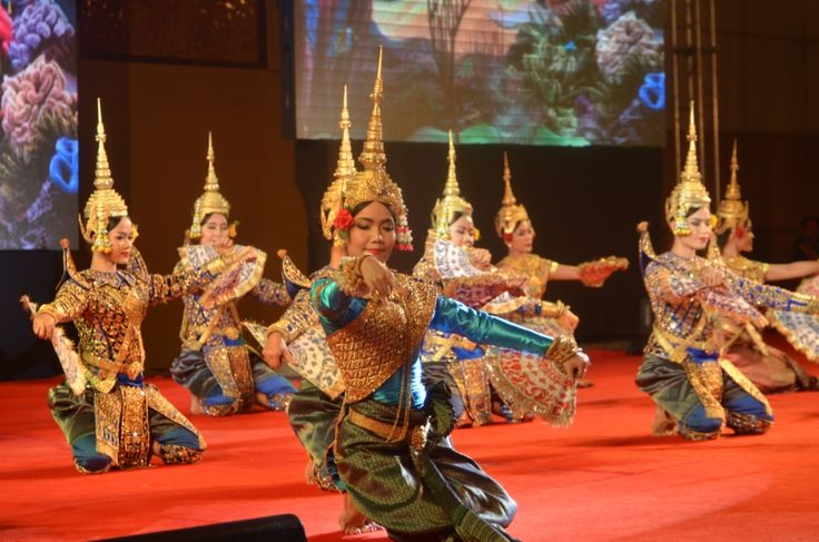 Khmer Apsara Dance- European Council on Tourism and Trade