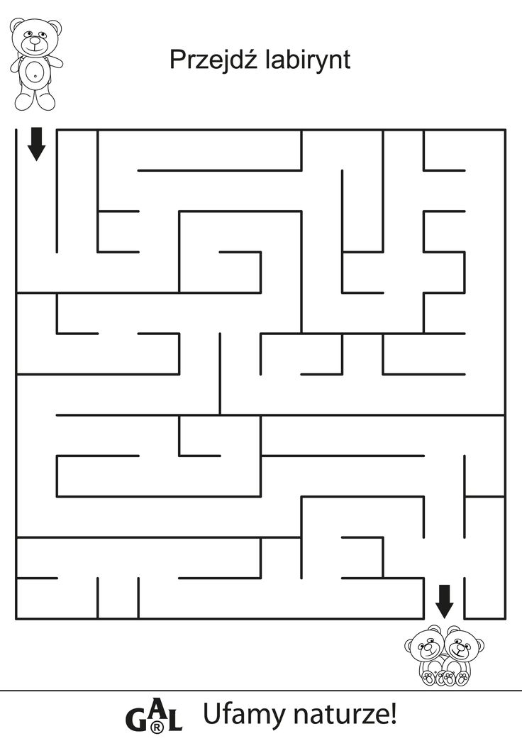 Find a way out of the maze. // http://www.gal.com.pl/produkty/suplementy-diety/galusie.html