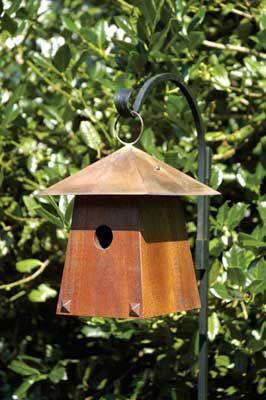 Dad Birdhouse-Craftsman Style