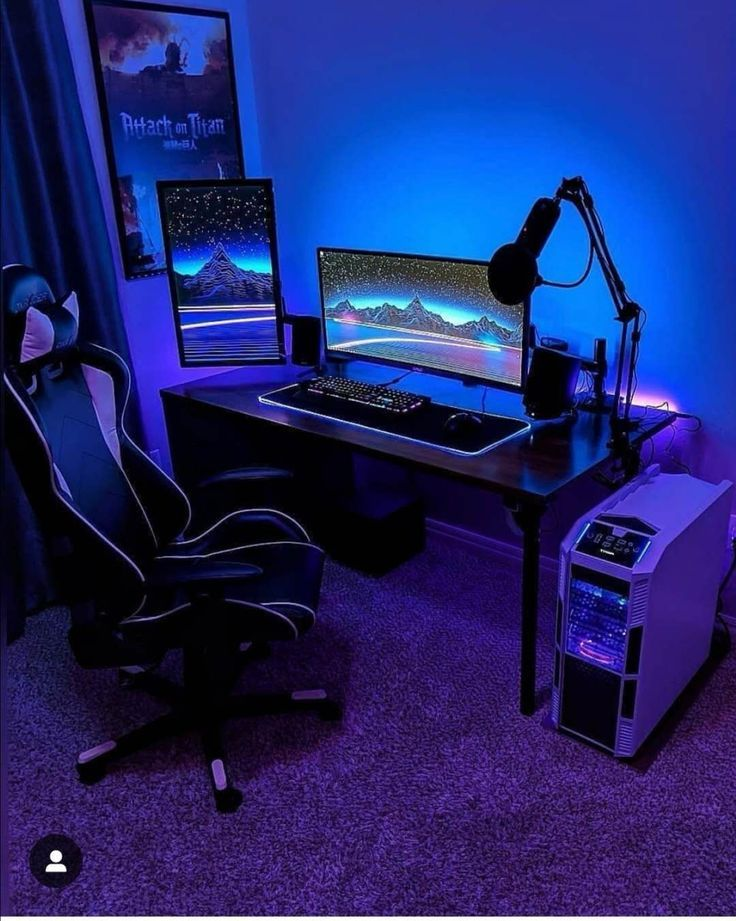 Top Pc Gaming Accessories On Gearbest Flash Sale At Very Low Prices Video Game Room Design Video Game Rooms Best Gaming Setup