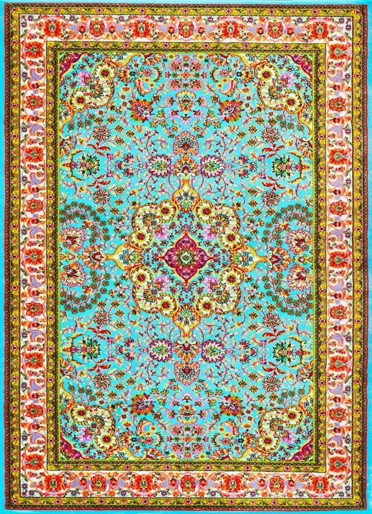 Colorful Area Rugs These Trendy Rugs Are Some Of The Most