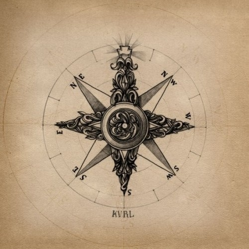 cool compass for elbow tattoo tattoos pinterest