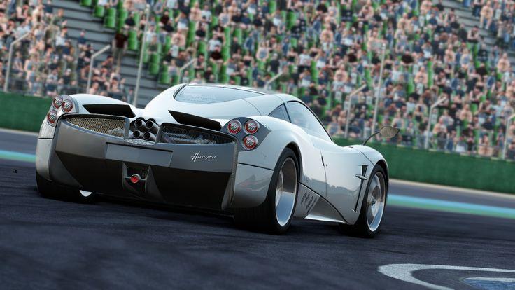 Project CARS screenshots reveal stunning looking Pagani Huayra | PC Gamer