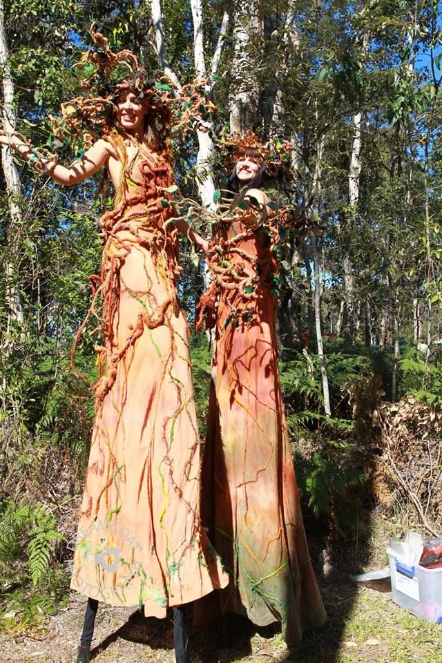 Photo taken by Dreamcoat Photography - The amazing tree ladies