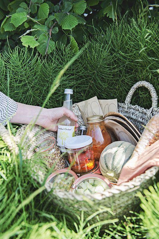 #picknick #summer   Dille & Kamille