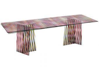 Table Crossing - design Patricia Urquiola - Glas Italia
