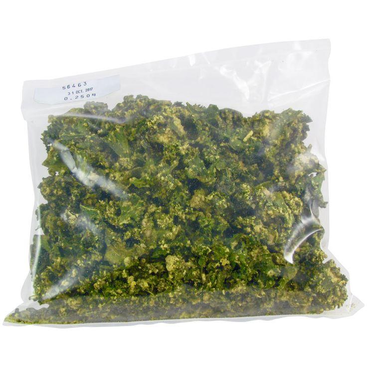 Chips de Kale / Kale Chips Sweet Mustard  250 gr de www.natursnacks.es