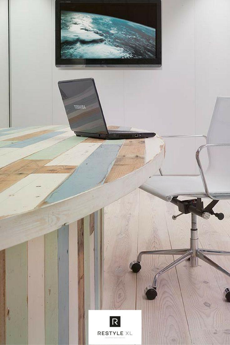 17 beste idee n over kantoortafel op pinterest ontwerp tafel kabel management en bureau ontwerp - Tafel een italien kribbe ontwerp ...