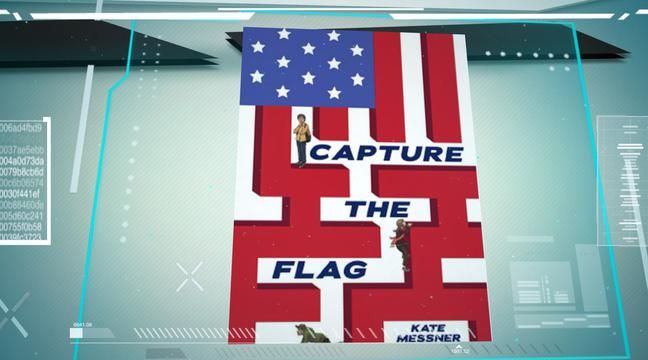 Capture the Flag Book Trailer