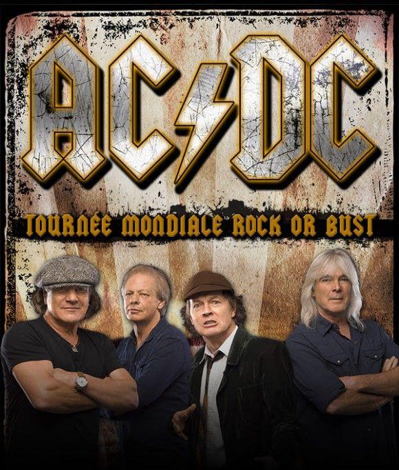 AC/DC et Vintage Trouble en août au Stade olympique de Montréal | HollywoodPQ.com
