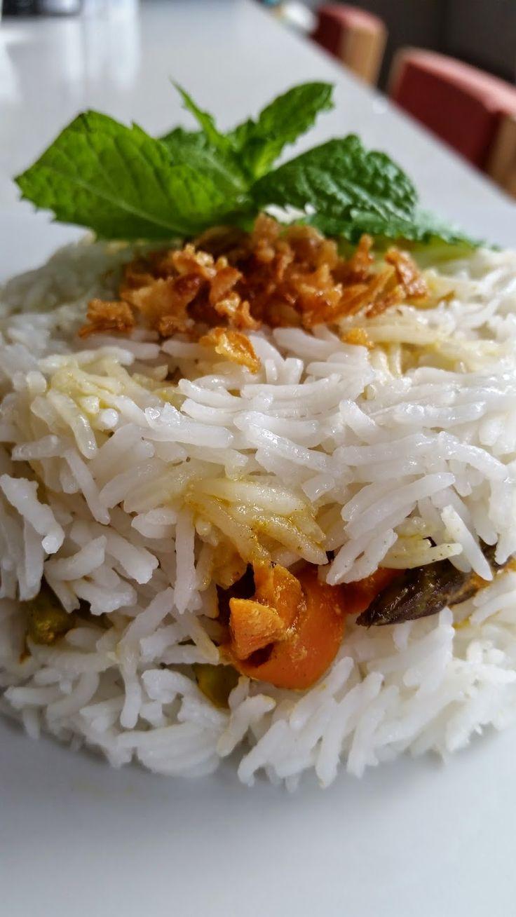 Layered Vegetable Biryani