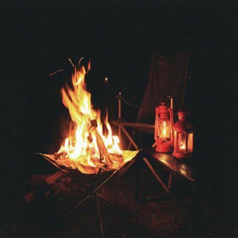 Fire Maple Folding Camping Stove Gas Tank Bracket Bottle Cooking Shelf Gaskocher