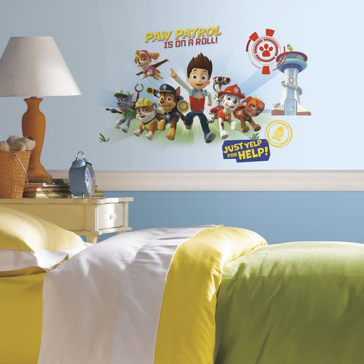 Features:  -Popular Characters collection.  -Designed by Nickelodeon.  -Made in the USA.  Product Type: -Wall decal.  Theme: -Disney.  Color: -Multi-colored.  Number of Items Included: -6.  Compatible