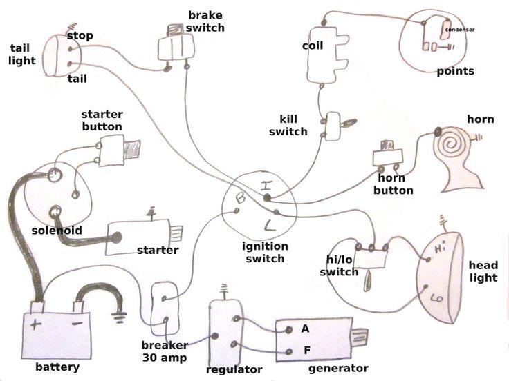 9 pin relay wiring diagram