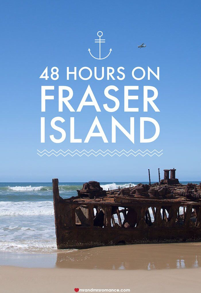 48 Hours on Fraser Island – what to do and where to go