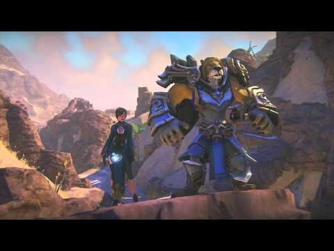 EverQuest Next Worldwide Debut Characters and Environment