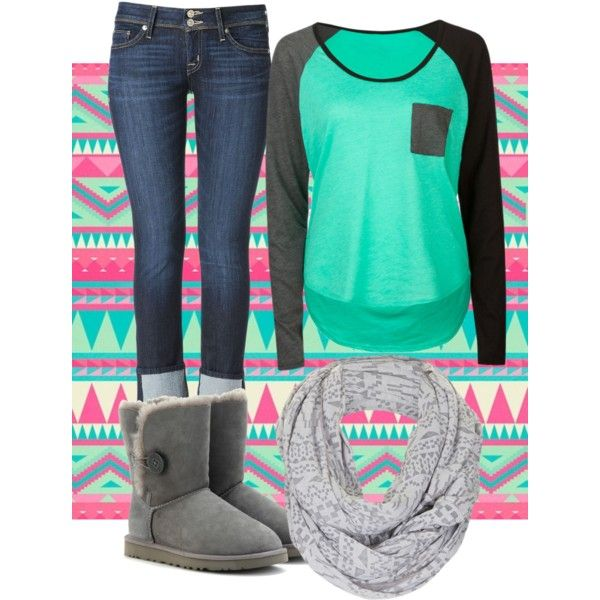 """First day of school?(:"" by abbyfabby on Polyvore"