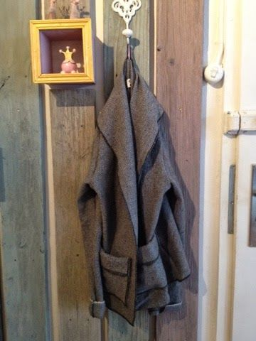 Eva Geisenhainer: Neue Jacke