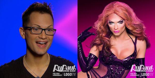 RuPauls Drag Race Season 6 Cast | G Philly