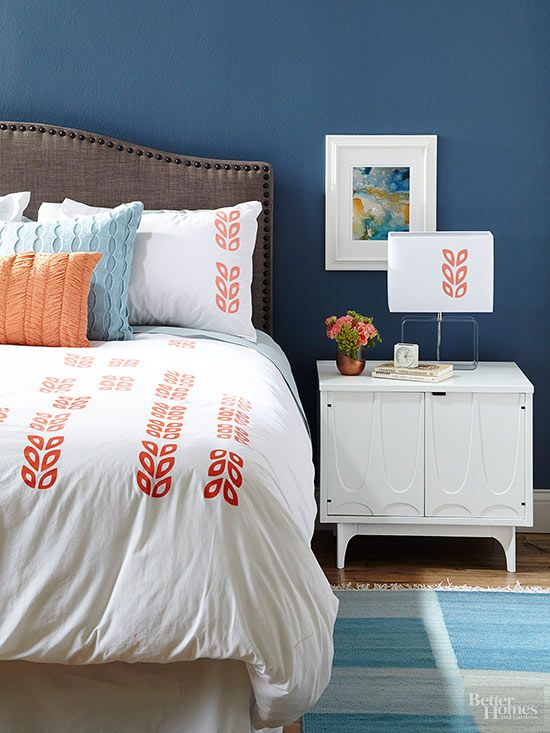 Die besten 25+ Orangefarbene kissenbezüge Ideen auf Pinterest - Bild Schlafzimmer Leinwand