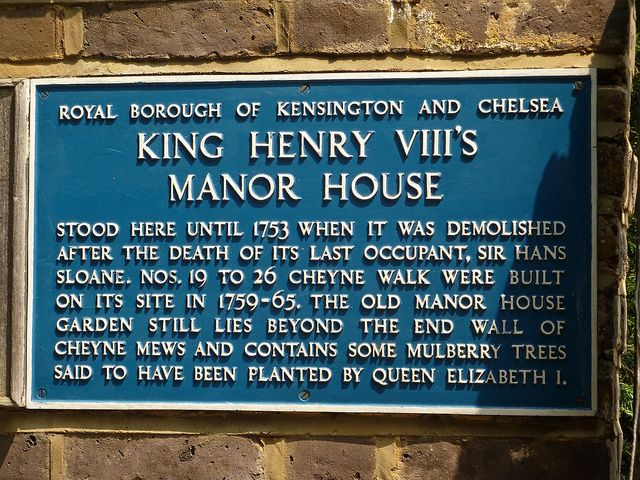 henry the viii's house | King Henry VIII's Manor House | Flickr - Photo Sharing!