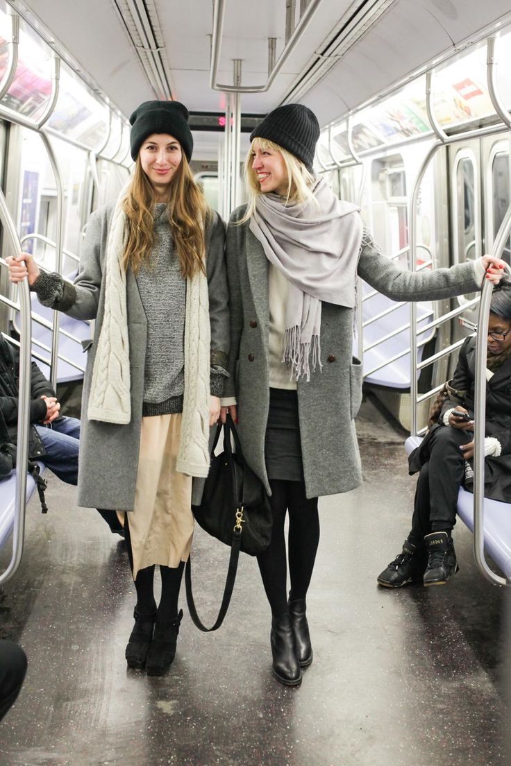60+ snaps of stylish New Yorkers