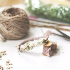 DIY Flower Crown using Honey Silks. Perfect for wedding hair, newborn photo prop, bracelet, flower crown.