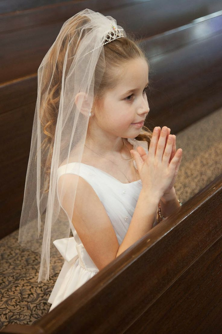 Girl's First Holy Communion Pictures