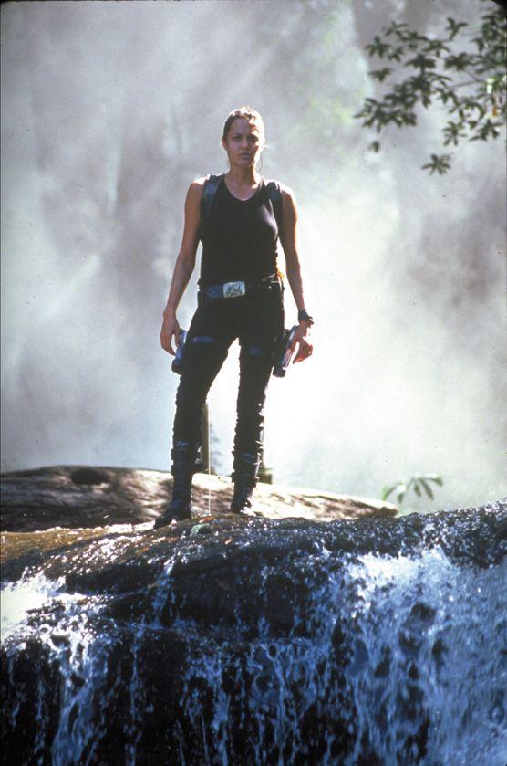 Angelina Jolie Lara Croft Tomb Raider