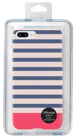 Uncommon iPhone 6/7 Plus Case Deflector - Nautical Stripes