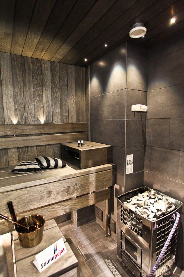 Sauna Design Ideas spa design Me Likey This Sauna