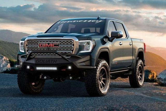 Hennessey Goliath 700 Is A Beastly Supercharged Sierra Or