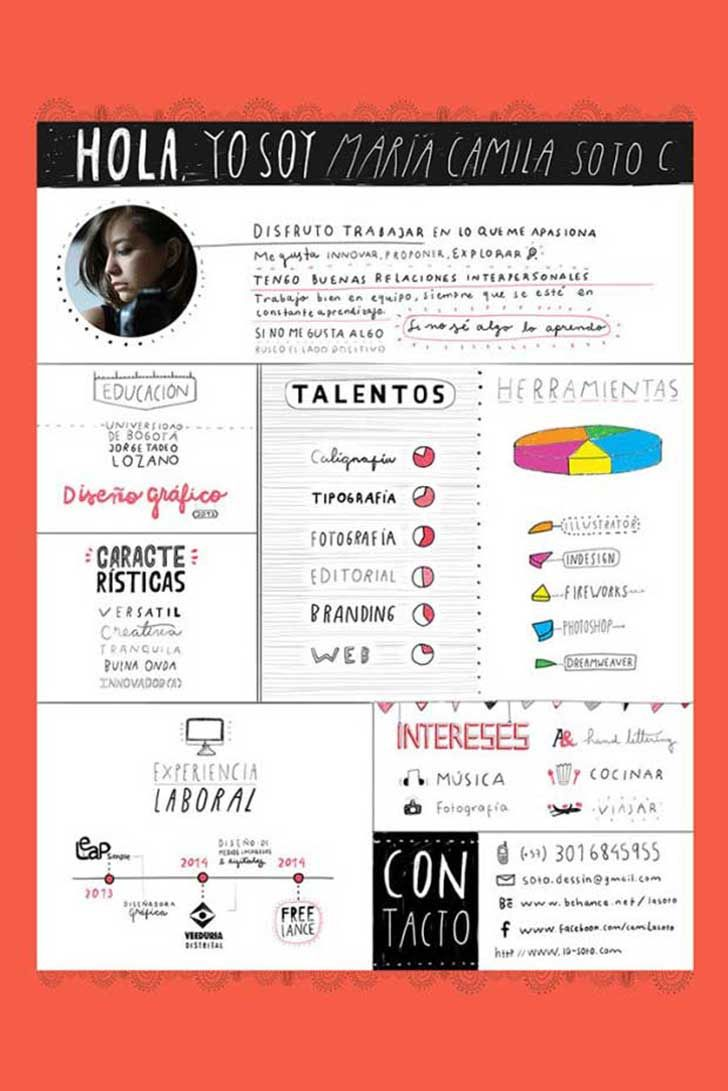 108 best CV images on Pinterest | Resume design, Creative curriculum ...