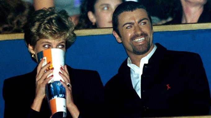 Princess Diana 'almost outed George Michael to Prince Harry years before he came out publicly'