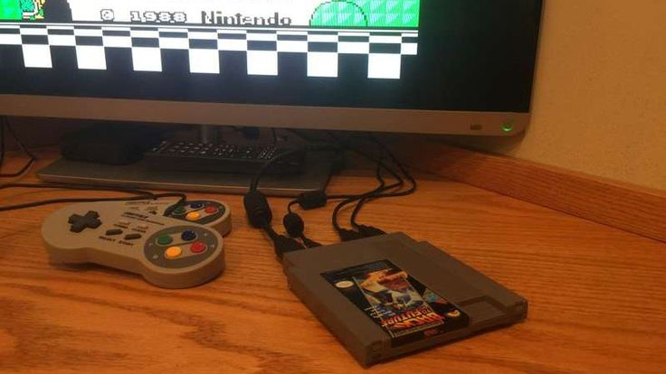 DIY hack turns an old NES cartridge into any retro console you want | TechRadar