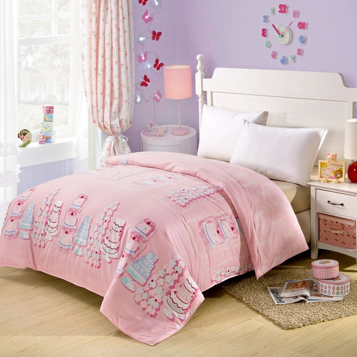 Find More Bedding Sets Information about Cake comforters and quilts pink bed sheets girls bed linen cotton comforter sets luxury bed sets bed ensembles funky bedding ,High Quality sheet metal,China bedding australia Suppliers, Cheap bedding textile from Smili of CHINA Company on Aliexpress.com
