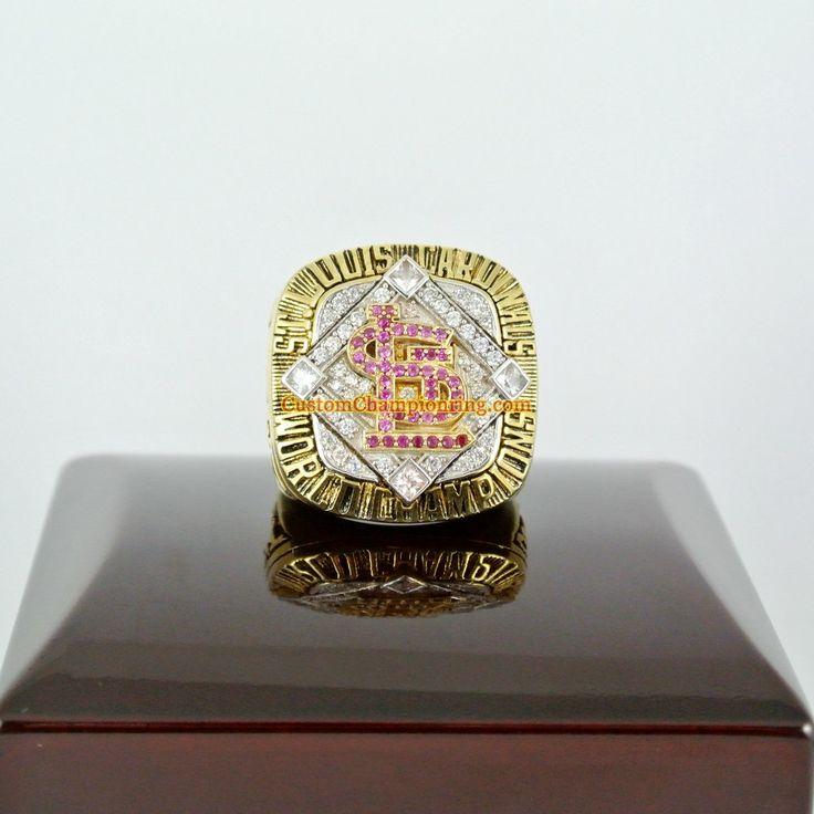 2006 St. Louis Cardinals World Series Championship Ring