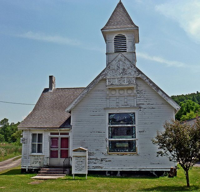 old country churches | The Old Country Church | Flickr - Photo Sharing!