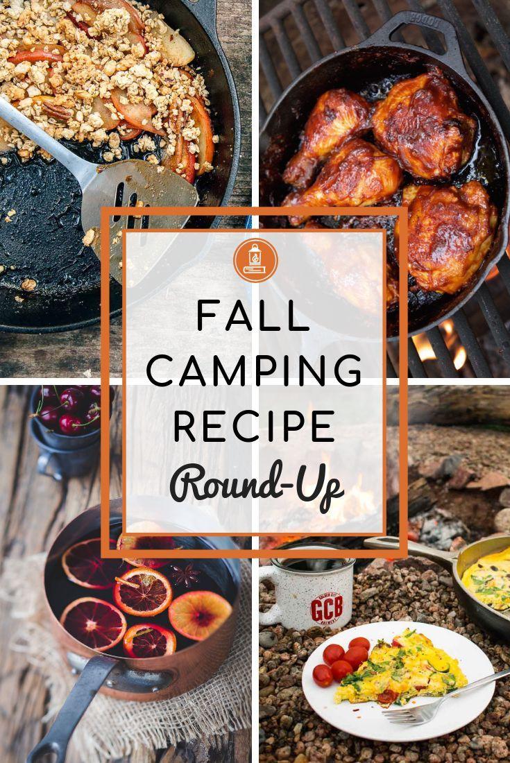 Fall Camping Menu Ideas Recipe Round