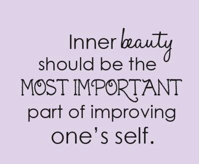 Inner Beauty Quotes 73 Best Me  '2014 & Beyondfor A Lifetime Images On Pinterest