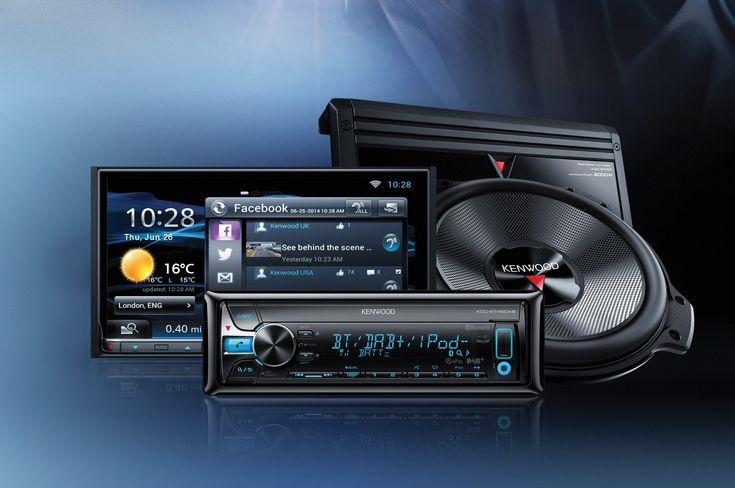 Kenwood's rich lineup of multimedia systems is your solution for all your entertainment needs. Browse the internet with Network Navigation systems featuring Wi-Fi, always stay on track with Navigation systems fitted with Garmin GPS technology, or enjoy a movie on the go with Monitor Receiver systems equipped with a DAB+ tuner and Bluetooth.  https://www.youtube.com/watch?v=QxxyEfBVba0