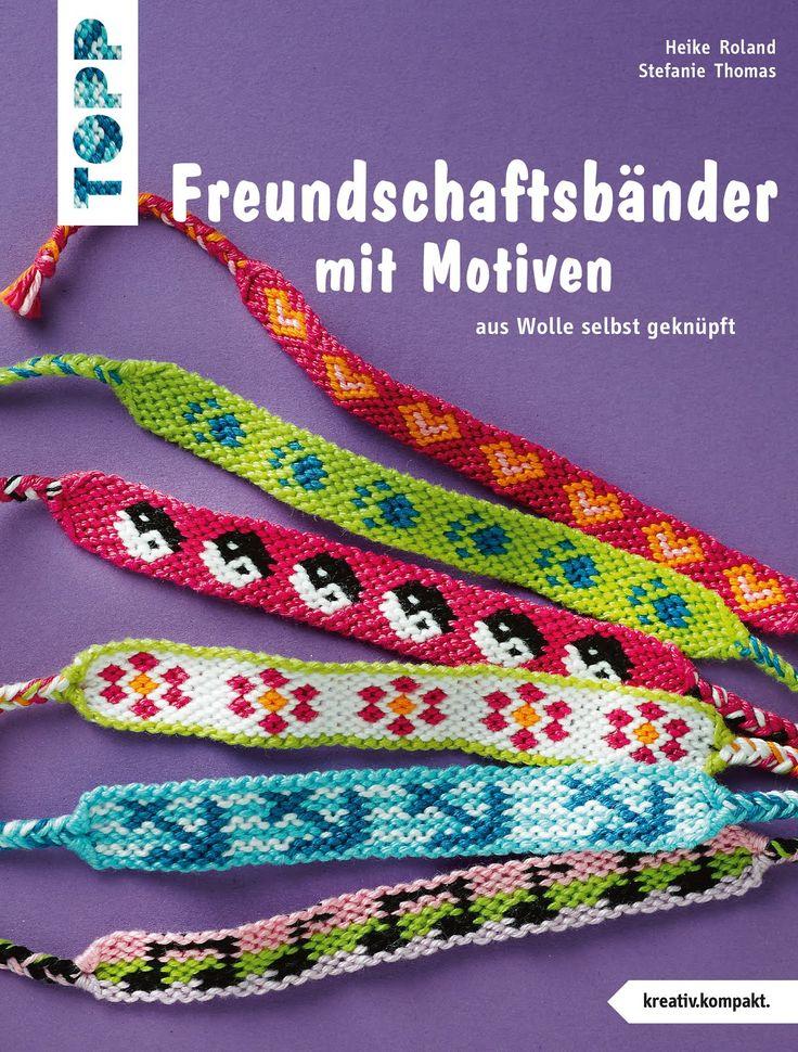 Freundschaftsbänder mit Motiven - Heike Roland & Stefanie Thomas