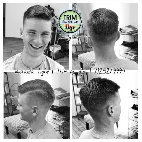 men's haircut prohibition high