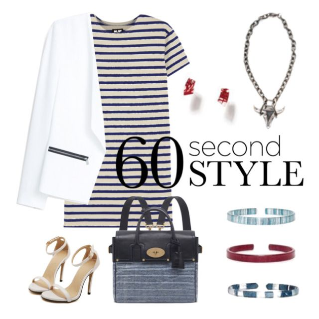 60 Second Style: Marina by dayle-burton