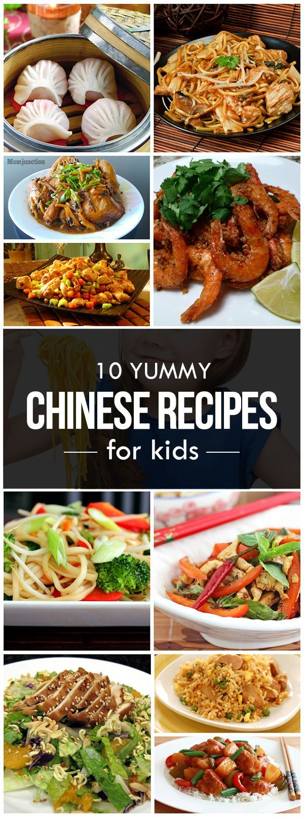 Best 25 chinese food buffet ideas on pinterest good chinese 10 easy chinese recipes for kids to try forumfinder Images