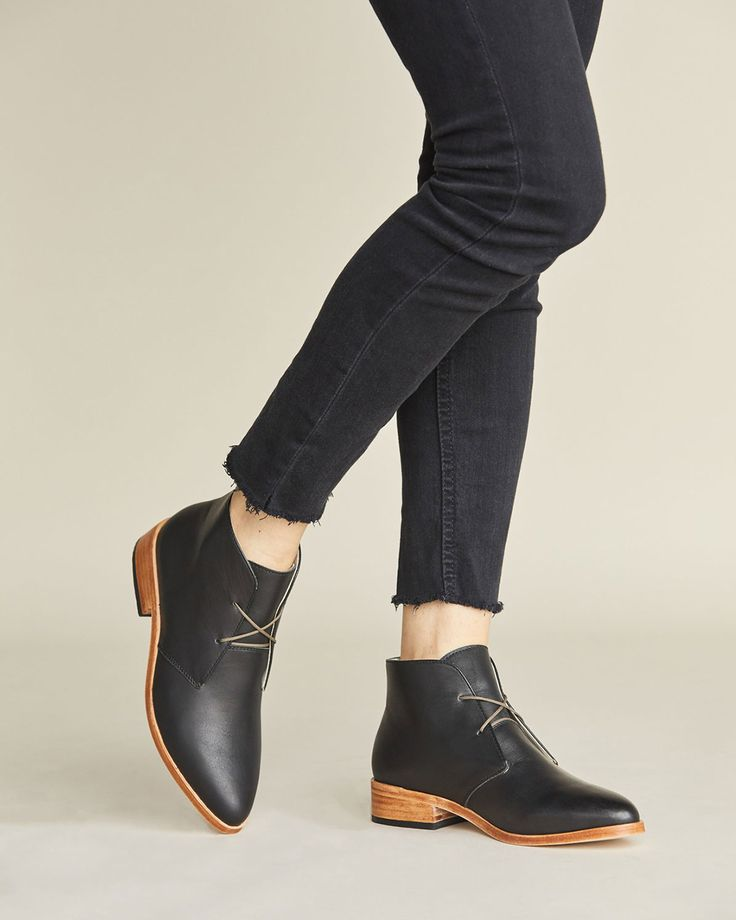 Women's Modern Chukka Boot / Handcrafted & Ethically Made | Nisolo